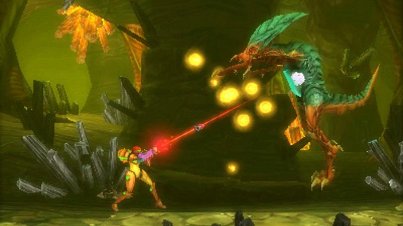 Metroid Samus Returns review image 1