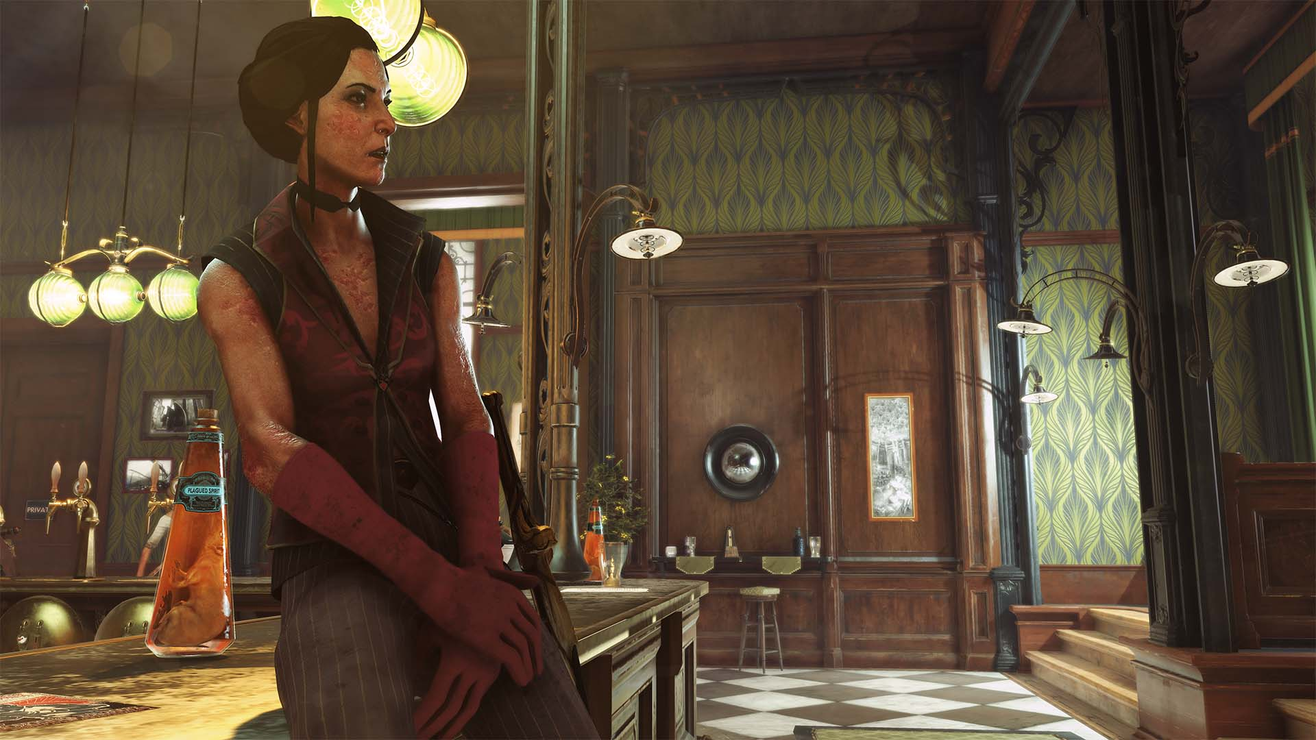 Dishonored Death Of The Outsider Review A Solid Entry To Great Reg 2 Ps4 Image