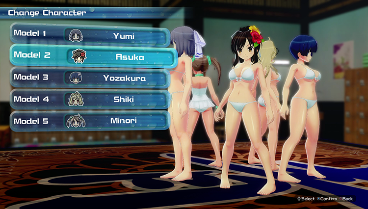 Senran Kagura Peach Beach Splash Review image 1