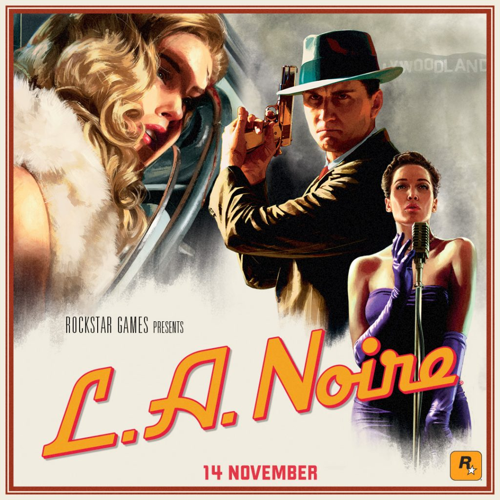 LA Noire on nintendo switch image 1