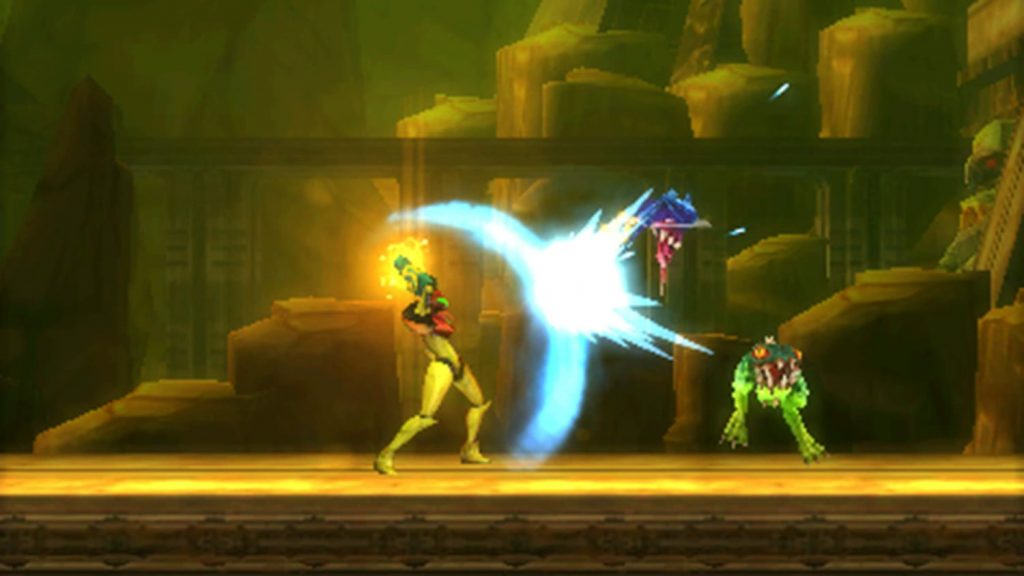 Metroid Samus Returns review image 2