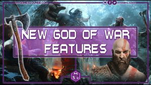 new god of war gameplay features main image