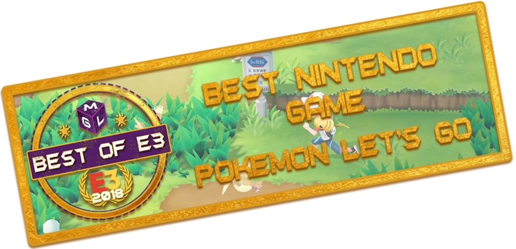 best e3 2018 games - Best Nintendo Game E3 Award