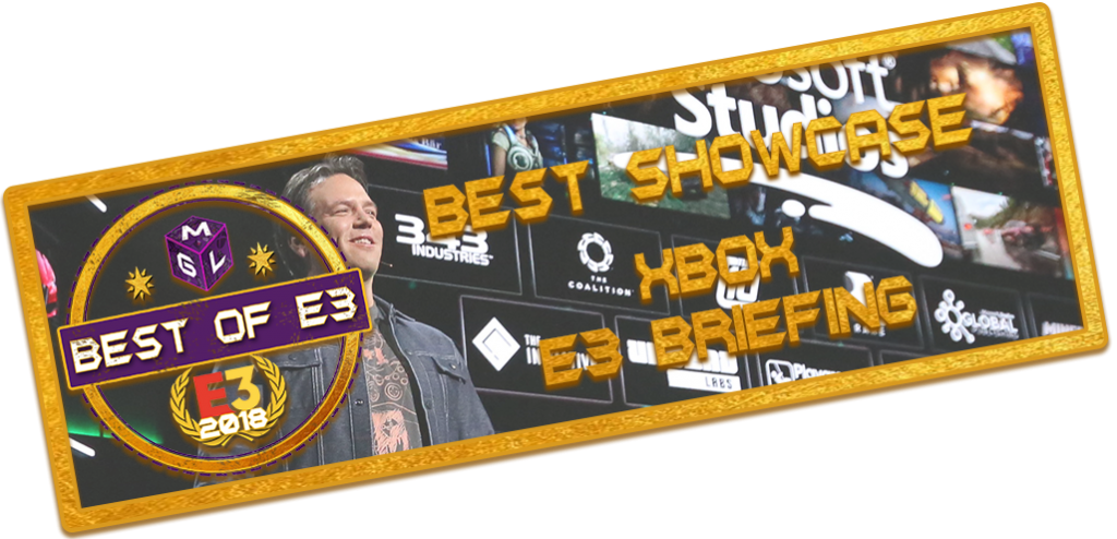 best e3 2018 games - Best E3 Showcase Award