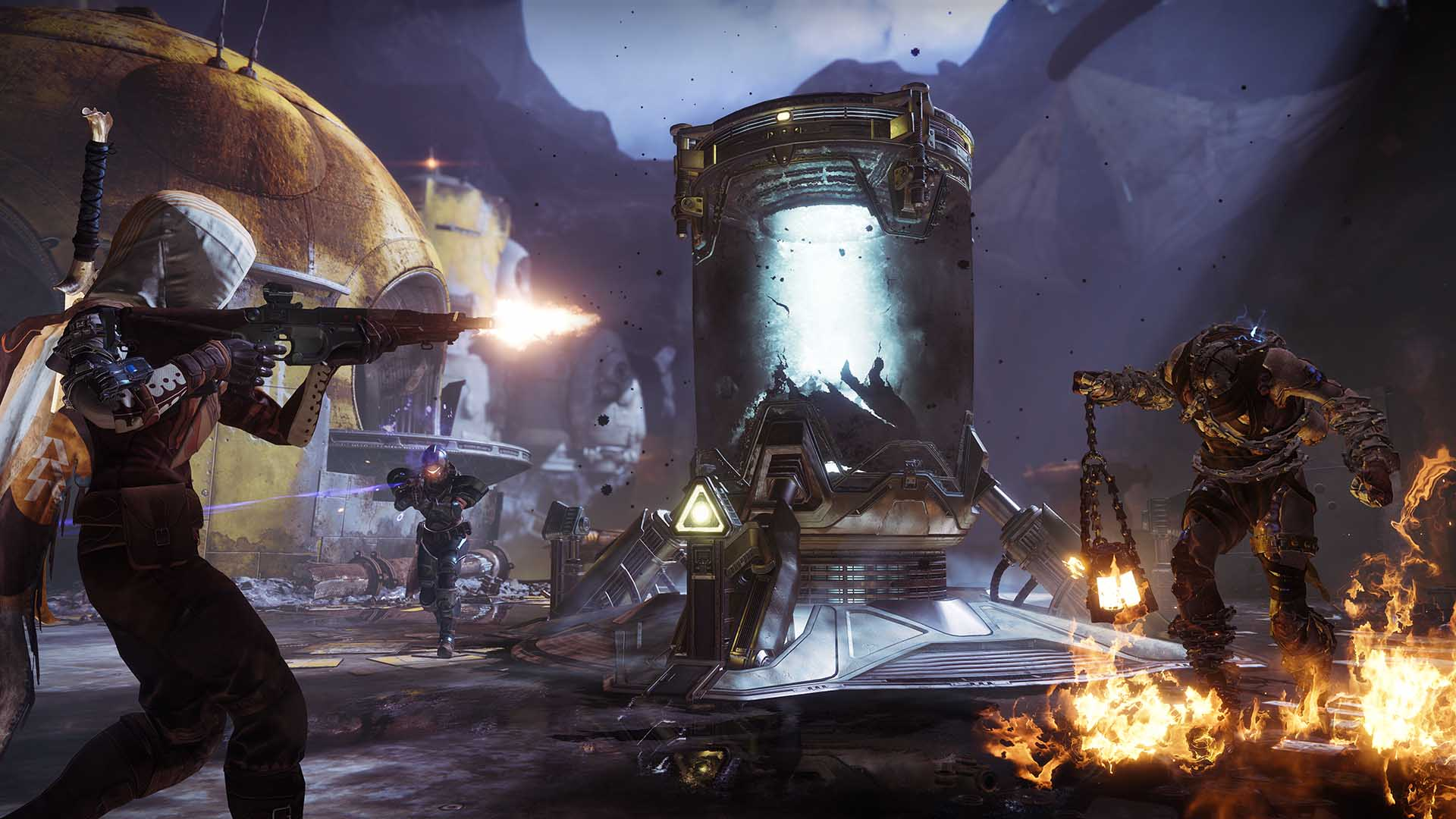46888ff0696 Destiny 2 Forsaken Details Revealed by Bungie - (New Destiny 2 Content)