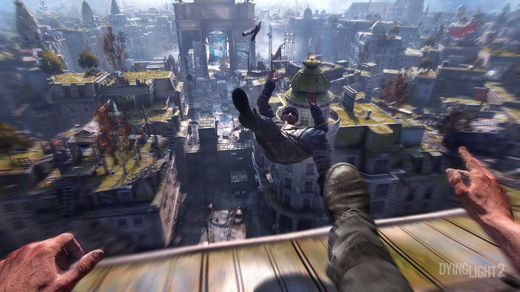 Dying Light 2 Xbox E3 2018