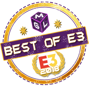 Best E3 2018 games MGL Stamp