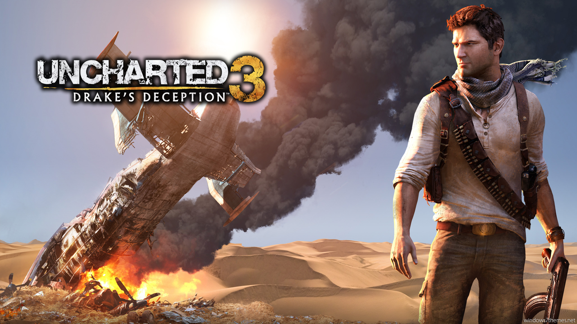 Uncharted 3 Drake S Deception Hd Review Official Mgl Score