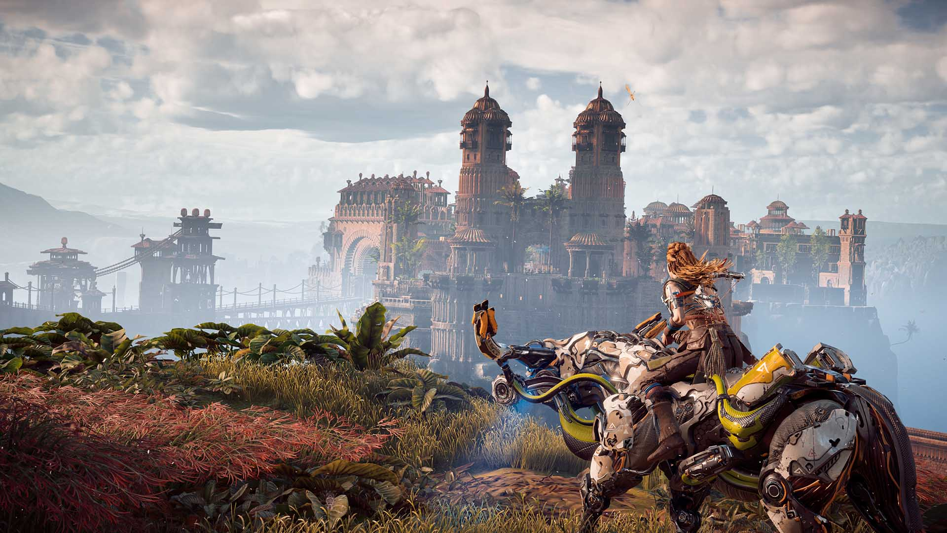 Horizon Zero Dawn Review An Amazing World You Have To Visit Mgl