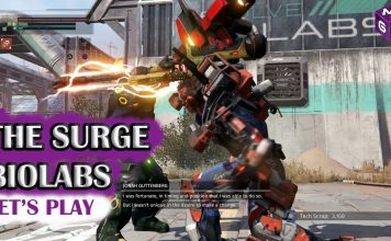 Let's Play The Surge