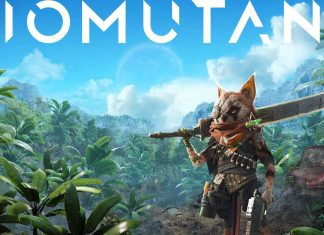 Biomutant Game Image