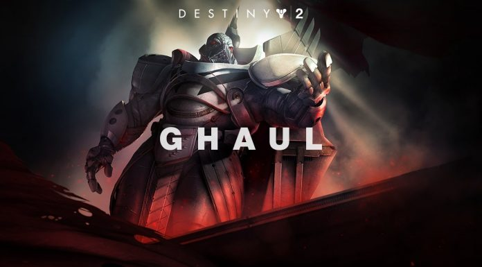 Destiny 2 Voice Artists ghaul