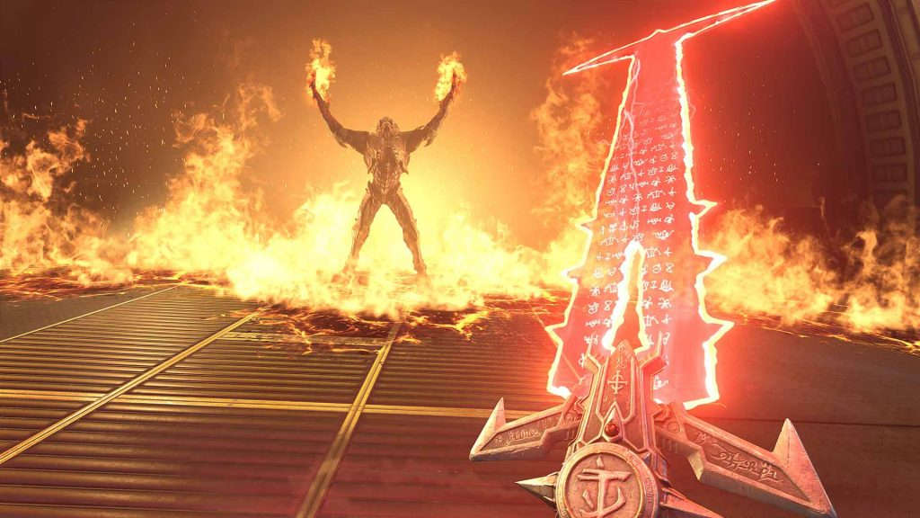 Doom Eternal gameplay trailer image 1