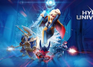 Hyper Universe review main image