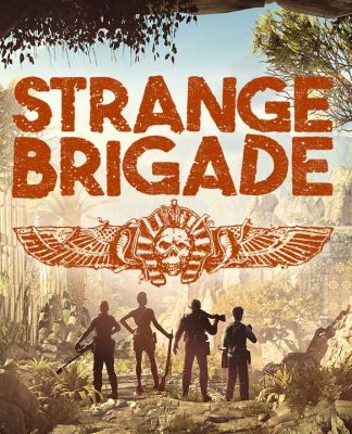 Strange brigade review main image