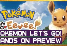 Pokemon Let's Go Preview