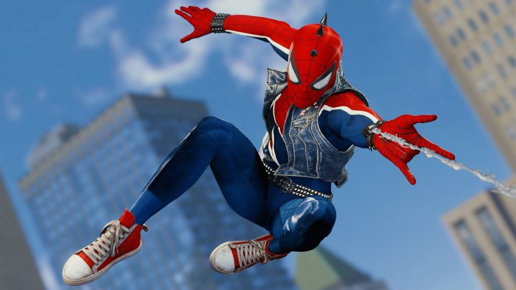 Spider-Man PS4 Review image 4