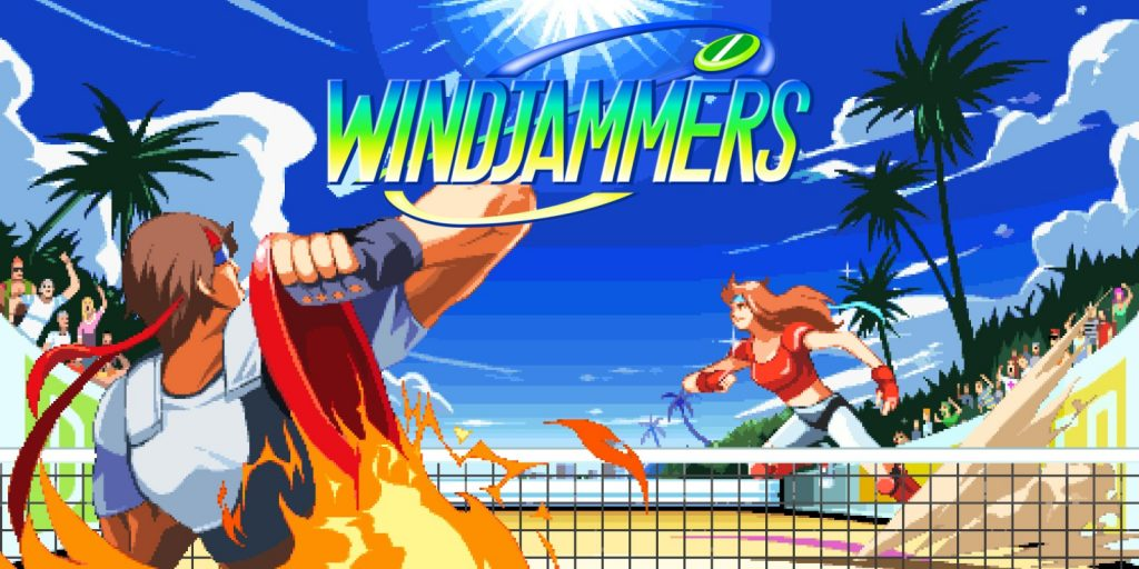 Windjammers Review Main image