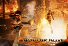 Dead or Alive 6 main image