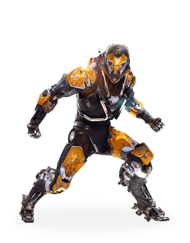 Anthem Launch Trailer ranger image
