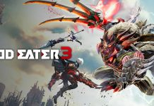 God eater 3 main image