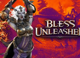 Bless Unleashed gameplay overview trailer