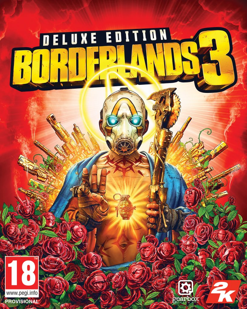 Borderlands 3 Release Date deluxe edition image