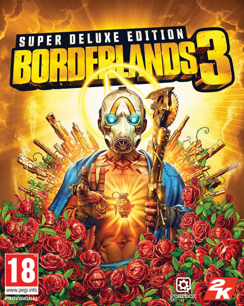 Borderlands 3 Release Date super deluxe edition image