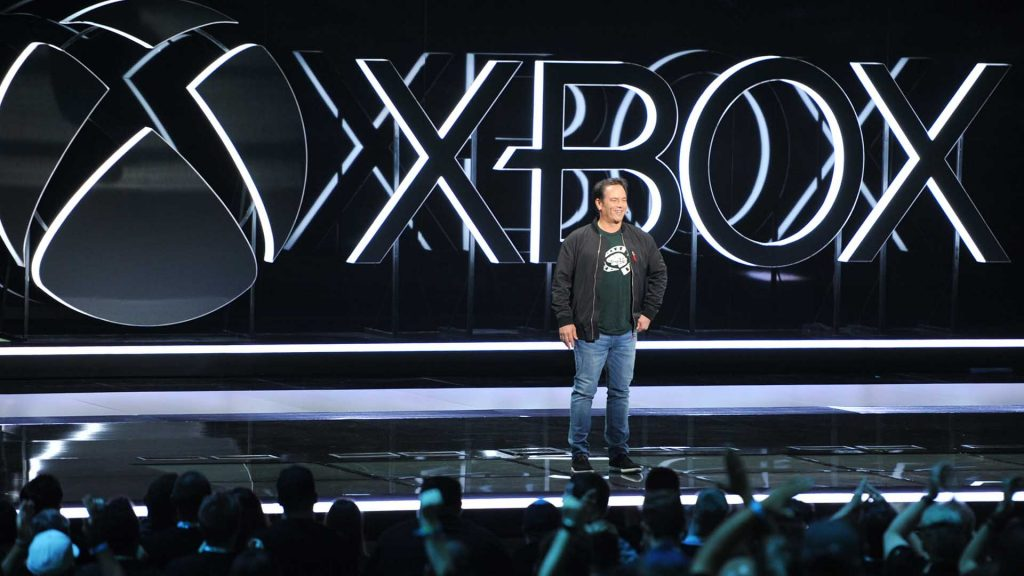 Was E3 2019 that bad image of Phil Spencer at the Xbox showcase