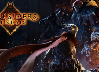Darksiders Genesis Main Image